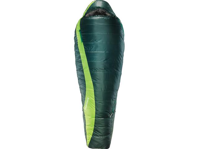 Therm-a-Rest Centari Sac de couchage Long, green nebula